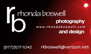 Rhonda Boswell Photography